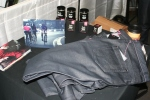 Rapha jeans and skin products at the Philly Bike Expo